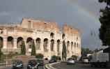 LR Colloseum rainbow