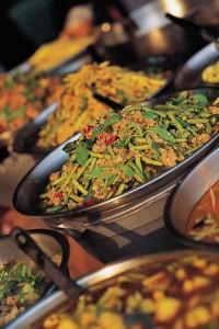 Thai food is usually good.