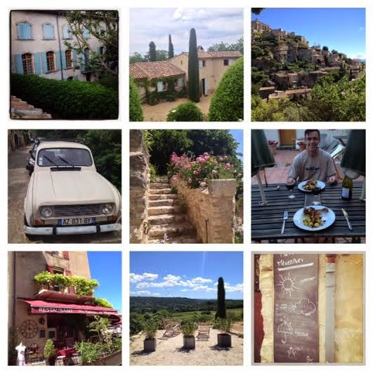 Images of Provence.