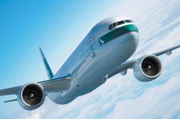 Cathay Pacific has been Blaise Hopkinson's airline of choice for decades.