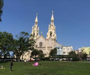 Saints Peter & Paul church