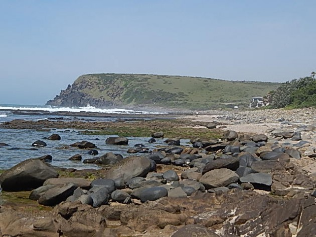 Another view of Morgan Bay