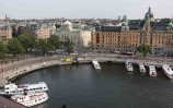 Stockholm is easily navigable. Picture: Caroline Hurry