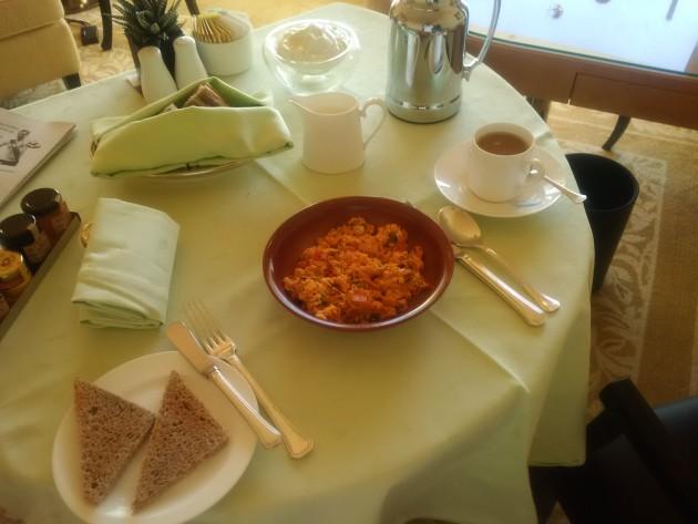 Breakfast in Beirut: Shakshouka - a spicy twist on scrambled eggs