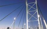 The Nelson Mandela Bridge.