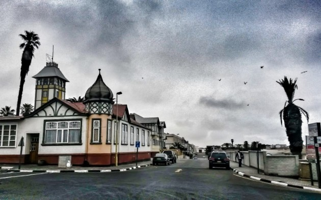 Swakopmund showcases fine German architecture.