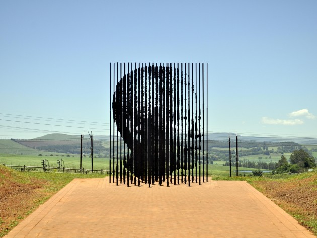 About 5km northwest of Howick on the N3 is the Nelson Mandela capture site.