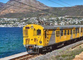 Train to Simon's Town